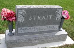 Margaret W Strait