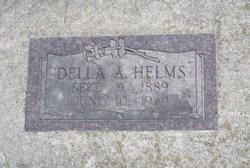 Della A <I>Orman</I> Helms