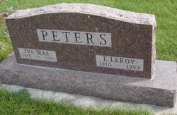 E LeRoy Peters