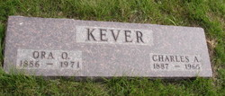 Charles A Kever