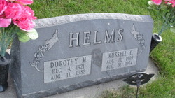 Russell C Helms