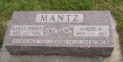 Samuel W Mantz