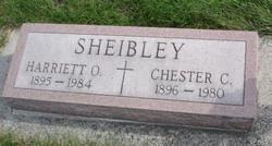 Harriett O Sheibley