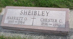 Chester C Sheibley