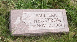 Paul Emil Hegstrom