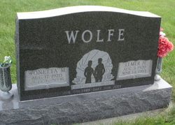 Elmer H Wolfe