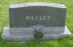 Edna B Hefley