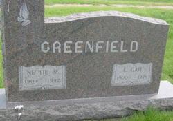 Nettie M Greenfield