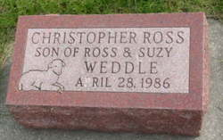 Christopher Ross Weddle