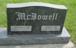 Gary N McDowell