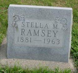 Stella Mae <I>Spear</I> Ramsey