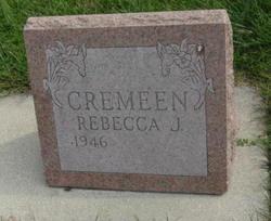 Rebecca J Cremeen