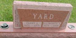 Fanny L Yard
