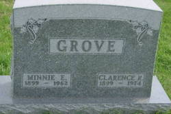 Clarence R Grove