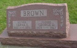 Verna Ellen <I>Hartman</I> Brown