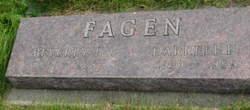 """Beverly Jean """"Bev"""" <I>Wenck</I> Fagen"""