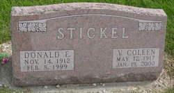 Donald Eric Stickel