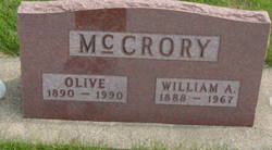 Olive McCrory