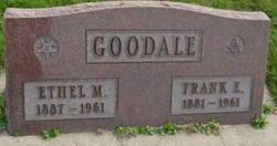 Frank Eugene Goodale
