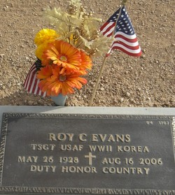 Roy C. Evans