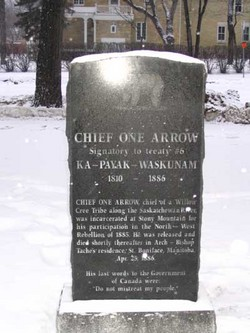 Chief One Arrow