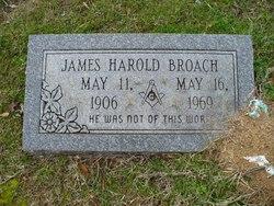 James Harold Broach