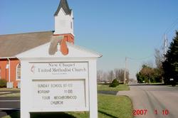 New Chapel United Methodist Church Cemetery
