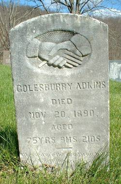 "Goldsburry ""Berry"" Adkins"