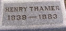 Henry Thamer