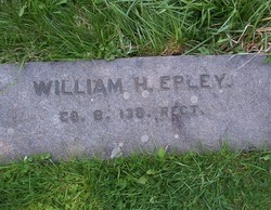 Pvt William Henry Epley