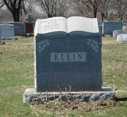 Linda M <I>Morse</I> Klein