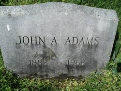 John Allen Adams