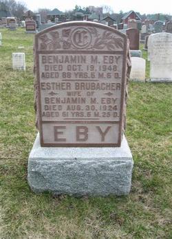 Benjamin M Eby