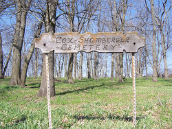 Shamberger Cemetery