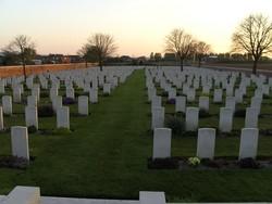 Reninghelst New Military Cemetery