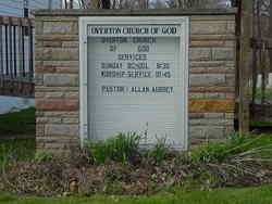 Overton Church of God Cemetery