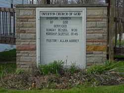 Overton Church of God Cemetery