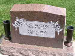 Kelly Cecil Barton