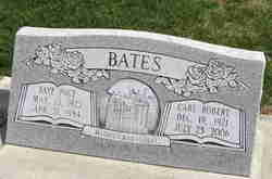 Faye <I>Page</I> Bates