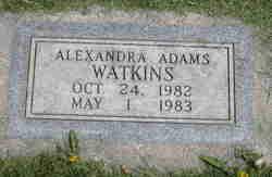Alexandra Adams Watkins