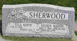 Reuben Marion Sherwood