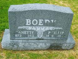 Phillip Boedy