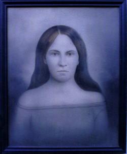 Louisa Ann <I>Hurst</I> Gibson