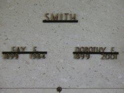Dorothy E. <I>Davis</I> Smith