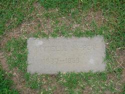 Maybelle <I>Parks</I> Hopper