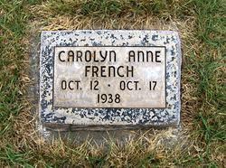 Carolyn Anne French