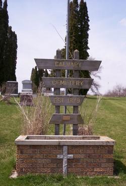 Saint Columbanus Cemetery