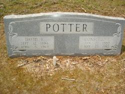 Consuelo <I>Robinson</I> Potter