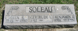 Benjamin J. Soleau