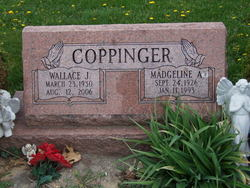 Madgeline A Coppinger